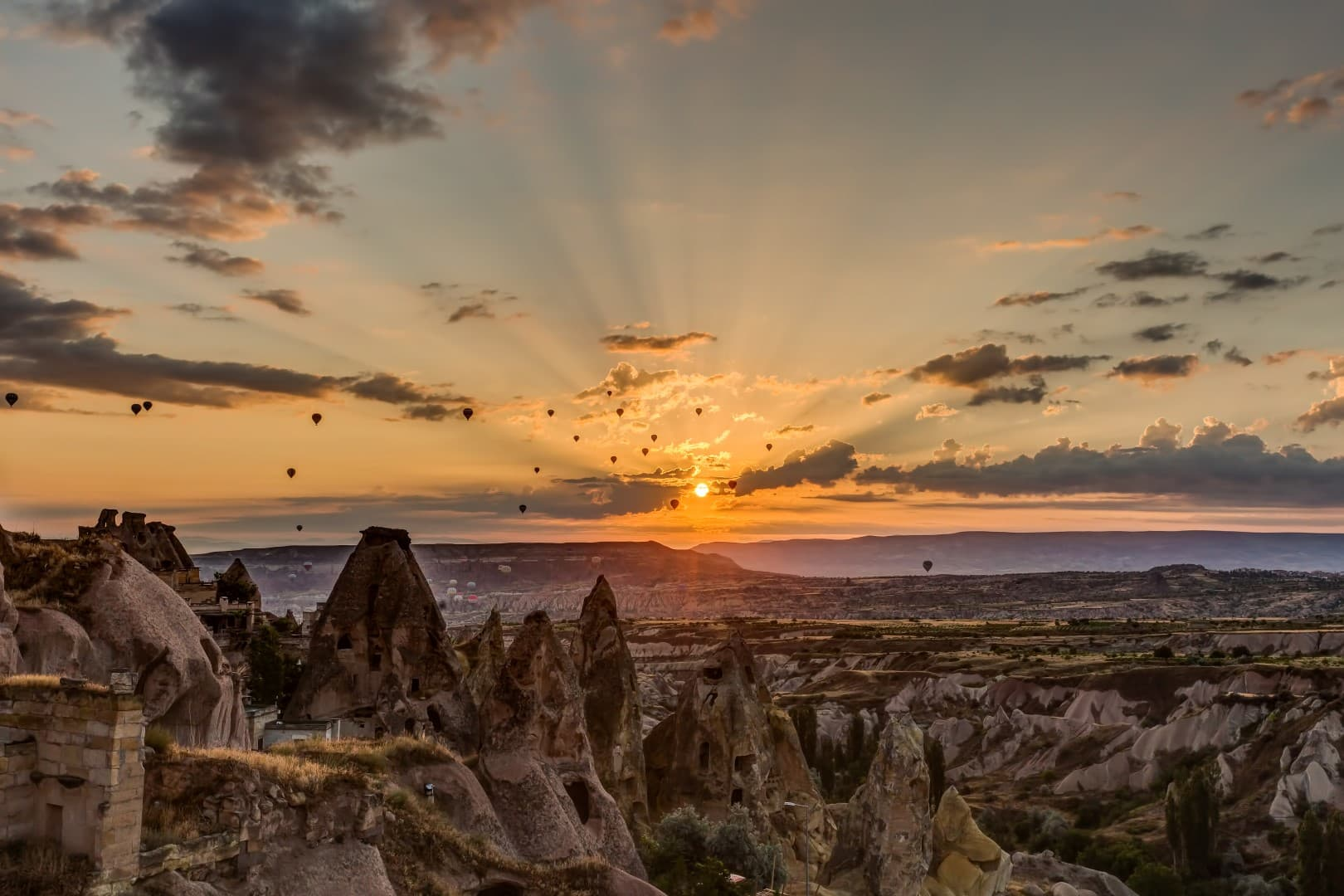 How to Get to Cappadocia from Istanbul
